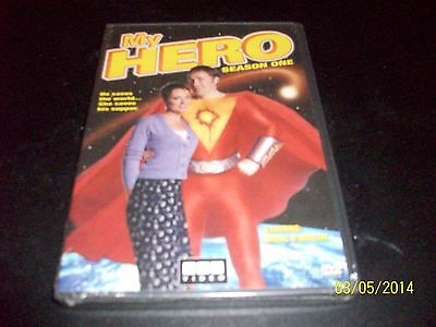BBC T.V. SERIES MY HERO SEASON 1 BRAND NEW & FACTORY SEALED!!!! 6 EPISODES!!!!!!