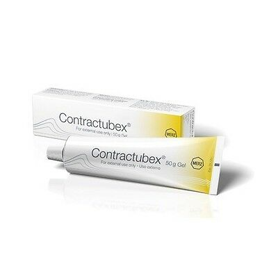 CONTRACTUBEX 50g gel treatment of scars by Merz
