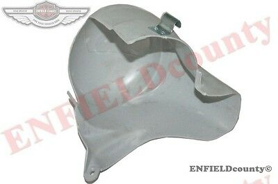 New Grey Plastic Lml Vespa Cylinder Head Cowl Cover Px P Pe T5 Scooters