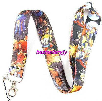 10Pcs Classic Cartoon Neck mobile Phone lanyard Keychain straps charms Gifts