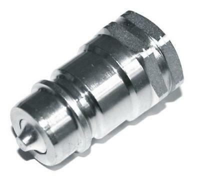 Flowfit Hydraulic BSP ISO A QUICK RELEASE MALE COUPLING