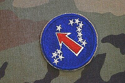 Authentic RARE US Army Western Command DRESS Colored Military Patch