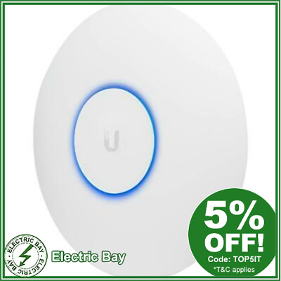 Ubiquiti UniFi AC Pro AC1750 Wireless Access Point Range Extender WiFi Booster