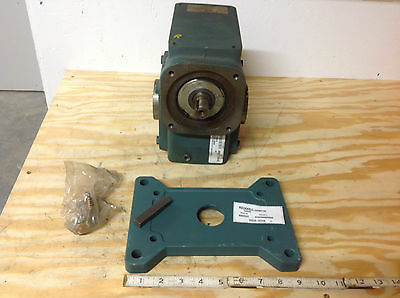 Tigear 6052522 V-AC Hollow Bore Right Angle Reducer Gearbox. NEW NO BOX