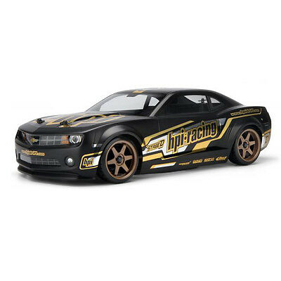 HPI Racing RC Car Chevrolet R Camaro SS Body Shell Clear 200mm 17543
