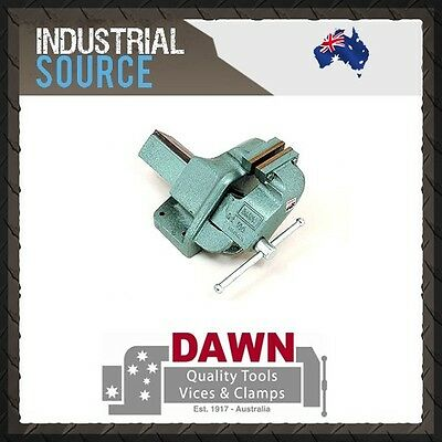 Dawn # 60196 - Engineers Super Grade Offset Vice 125MM Unbreakable