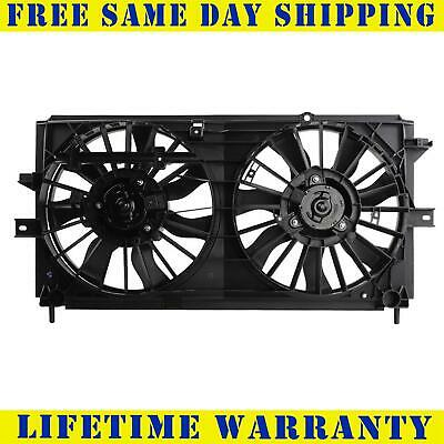 Radiator Condenser Cooling Fan For Chevy Fits Impala Monte Carlo GM3115122