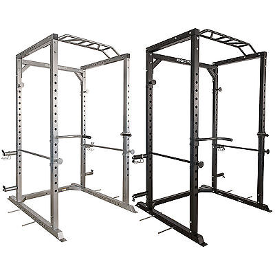 Olympic Power Rack Heavy Duty Squat Cage