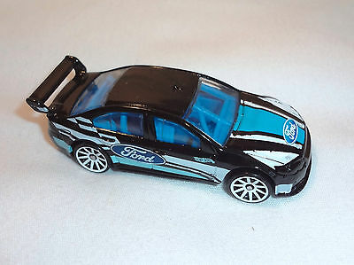 Hot Wheels 2014 Multi-Pack 9-Pack Exclusive Ford Falcon Race Car Black