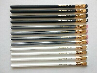 PALOMINO BLACKWING 12Pencils SET(Original, 602, Pearl 4each)