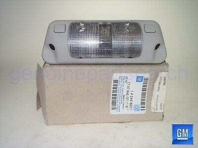 Genuine Vauxhall Omega B, Brand New Interior Roof Lamp 24416201