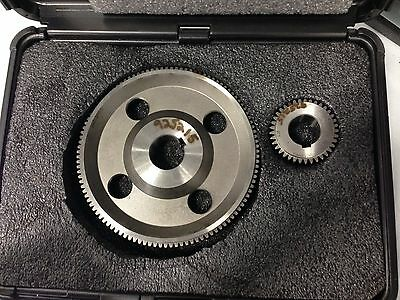 Gleason Change Gears 37Tx111T 3:1 Ratio