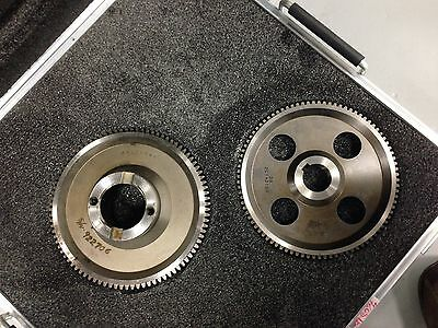 Gleason Change Gears 90Tx90T 1:1 Ratio