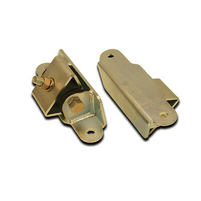 Extreme Motor Mounts V8 (Pair) for 1966 - 1977 Ford Bronco FREE 2-3 DAY SHIPPING