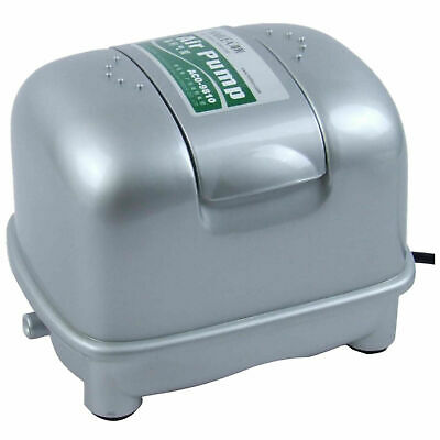 Hailea ACO-9820 Premium Low Noise 10 Way Air Pump - Hydroponics Pump 60L/min