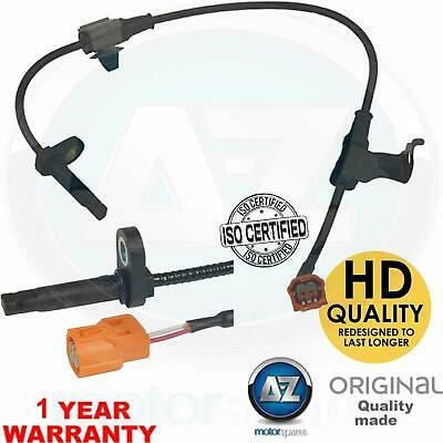 For Honda Accord 2.0 2.2 I-CDTI 2.4 CL7 CL9 saloon ABS speed sensor rear left