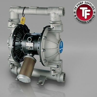 "1.5"" Graco Husky 1590 / AT40/VA40 Air Diaphragm Pump ATEX (316 SS/Sant)-DBD666"