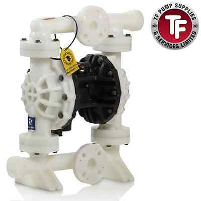 "1"" Graco Husky 1050 / AA25/VA25 Air Diaphragm Pump (Poly/PTFE) - 649006"