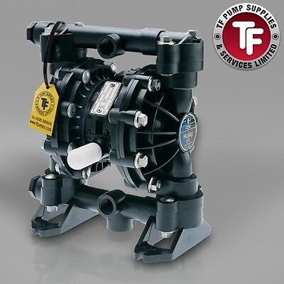"1/2"" Graco Husky 515 / AT15/VA15 Air Diaphragm Pump ATEX (Acetal/PTFE) - D5A211"