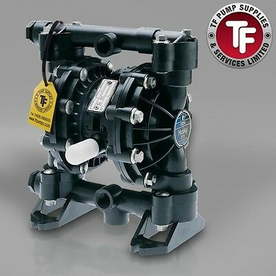 "1/2"" Graco Husky 515 / AT15/VA15 Air Diaphragm Pump ATEX (Acetal/Buna) - D5A277"