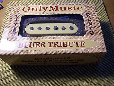 Compatible with STRATOCASTER OM BLUES TRIBUTE VINTAGE REPRO MIDDLE PICKUP