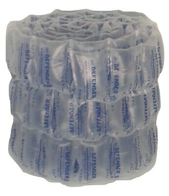 6x8 air pillows 40 GALLON void fill packaging compare packing peanuts cushioning