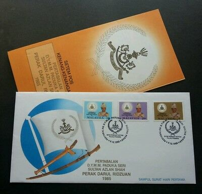 Malaysia Antarctic Research Programme 2012 Penguin Bird Fauna Earth (stamp FDC)