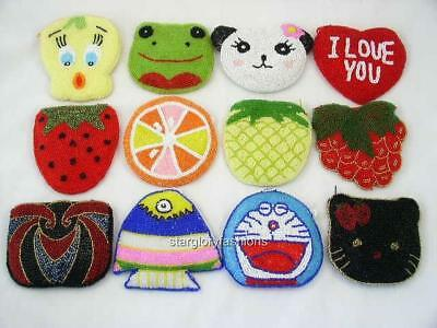 Wholesale Lot 12 Pc Lovely Beaded Coin Purses