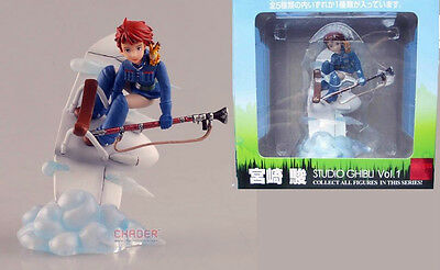 STUDIO GHIBLI Classics Movie Nausicaa the Valley (Warriors) of the Wind Figure