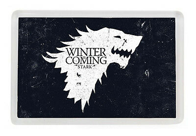 Iman Nevera Juego De Tronos Mod 2 - Fridge Magnet Games Of Thrones Stark