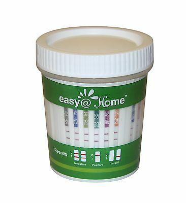 Easy@Home 12 Panel Drug TestCup Kit,1,5,10,25,50,100,200 tests,FDA ECDOA-7124