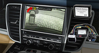 Rear Backup Camera Activator Porsche Panamera Cayenne Pcm3.1 Pcm 3.1