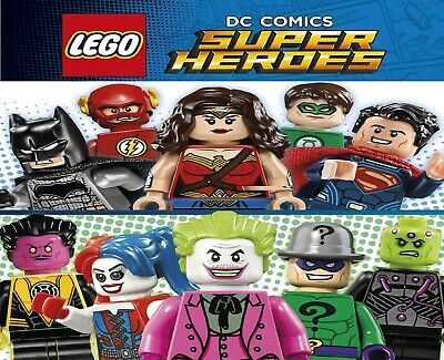 Lego Minifigures Genuine New Marvel, Dc Super Heroes Mini Figures Inc Avengers 2