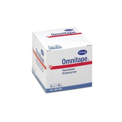 1 Rolle Omnitape Tapeband Sporttape Tape Tapeverband Pflasterverband, 5cm x 10m