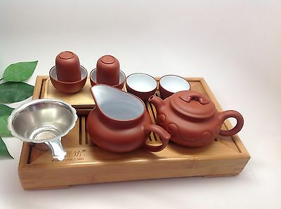 Yixing Tea Set With All You Need For Chinese Gongfu Tea