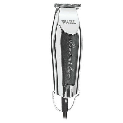 Brand New Wahl 8290 Professional Detailer Black Rotary Trimmer + Pro-Set Tool