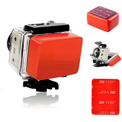 Removable Floating Life Jacket For GoPro HD & Hero 1 2 3 3+ 4 NEW