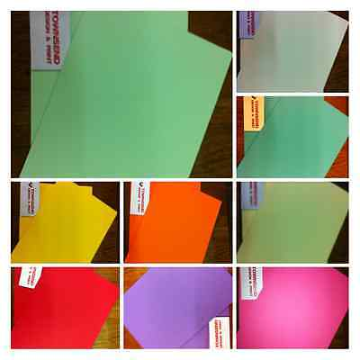 A4 / A5 COLOURED 80gsm PAPER / CRAFTS / SCRAP BOOKING / FREE POSTAGE