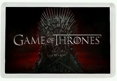 Iman Nevera Juego De Tronos Mod 1 - Fridge Magnet Games Of Thrones Stark