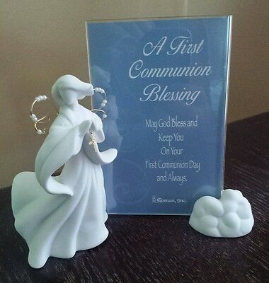 NWT - Divine Inspiration - Communion Angel Photo Frame