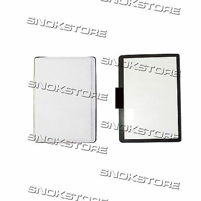 Window Display Outer Glass For Canon Eos550D 550D Acrylic Vetrino Ricambio New