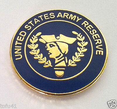 UNITED STATES ARMY RESERVE Military Veteran US ARMY Hat Pin 14334 HO  SMALL