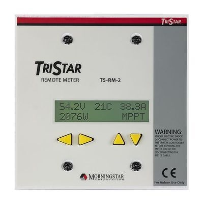 Morningstar TriStar TS-RM-2 Digital Remote Meter 2