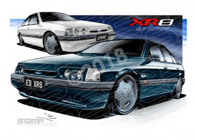 Xr8 Ed Xr8 Ed Xr8 Falcon Sprint  Stretched Canvas (Ft167)