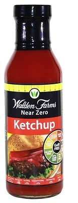 Walden Farms Near Zero Calorie Table Sauce | Carb Free - Fat Free | All Flavours