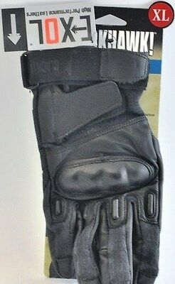 Only One Blackhawk S.O.L.A.G. HD Blk RH Tactical Glove Kevlar X-Large #8151XLBK