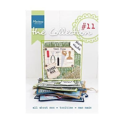 CLEARANCE ~ Marianne Design - The Collection Magazine No. 11 - CAT1311