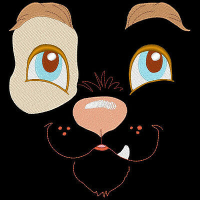 Paws And Claws - 90 Machine Embroidery Designs (Azeb)