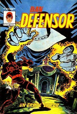 DAN DEFENSOR mundi comics 82 - nº 7