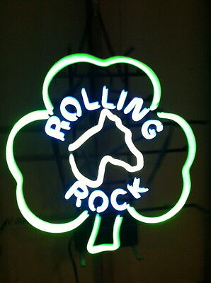 Rolling Rock Neon Tavern Sign